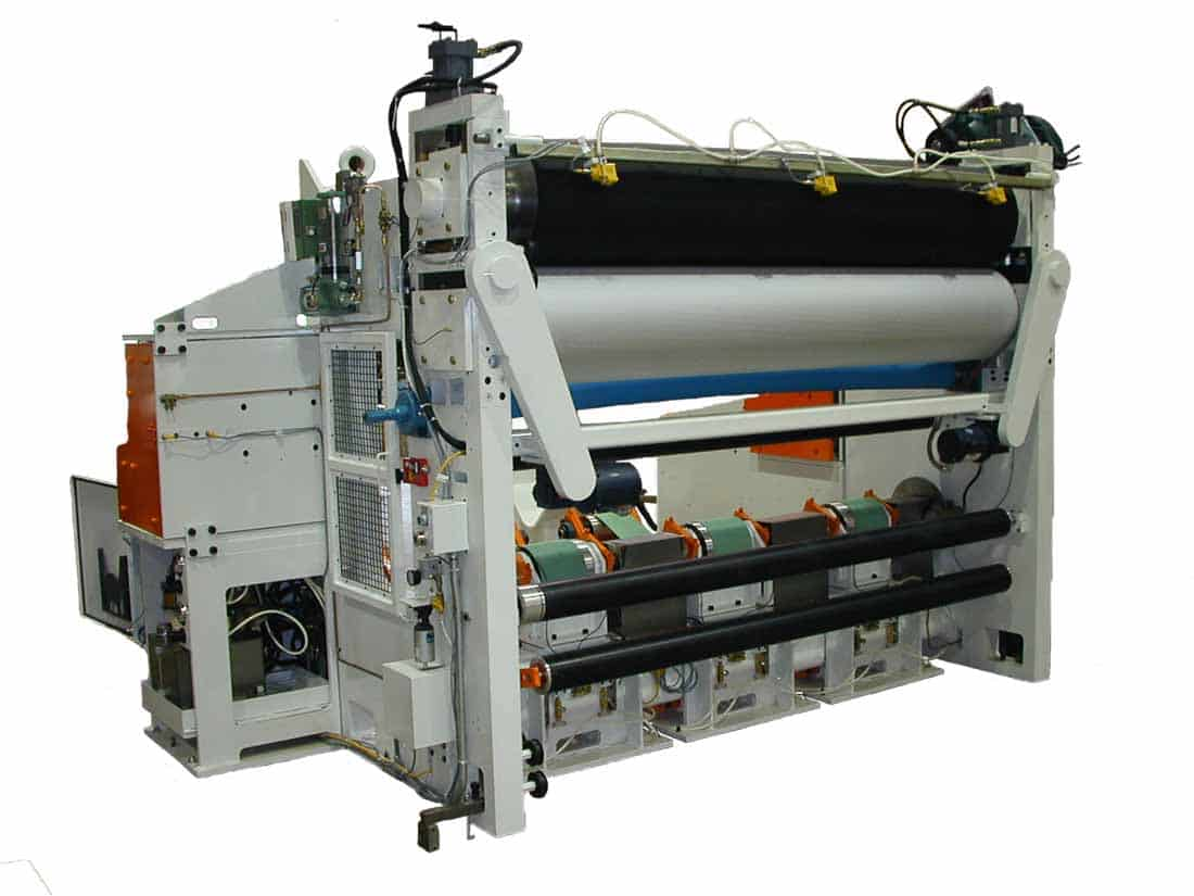 Read more about the article Industrial Engraving designs customized calendering equipment