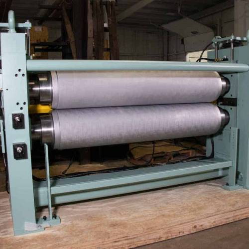 Custom patterns can provide advantages to plastic webs and trash bag producers